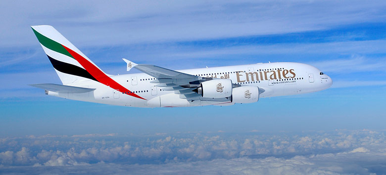 Experience the Emirates A380