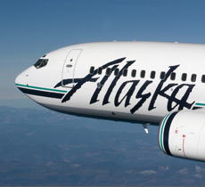 Emirates and Alaska Airlines