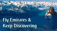 Fly Emirates & Keep Discovering