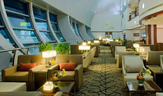 头等舱贵宾室 | 阿联酋航空