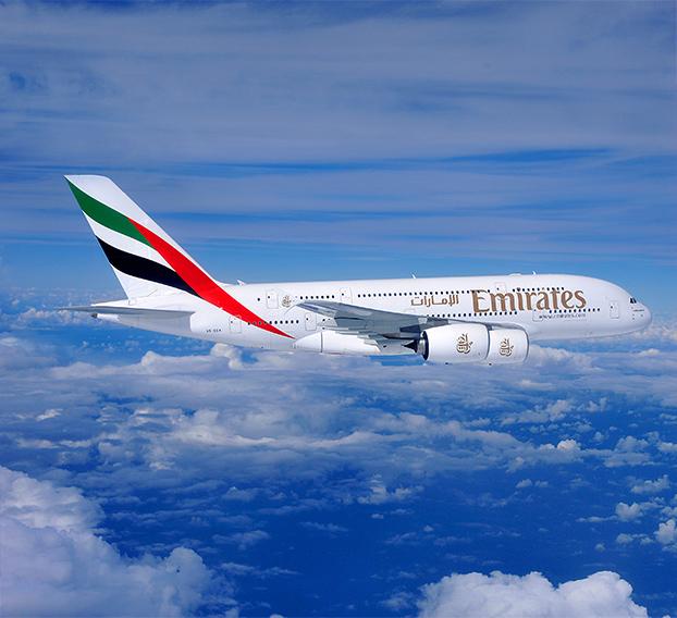 emirates bordkarte