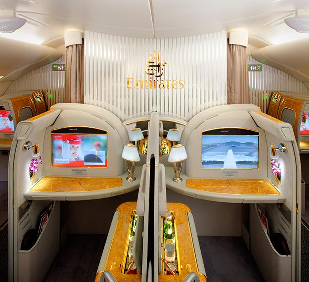 Ber emirates emirates deutschland for Cabine in delhi la