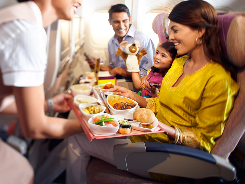 High Flying Foods Menu