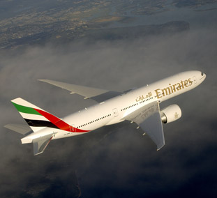 Emirates Expands Network in Mainland China