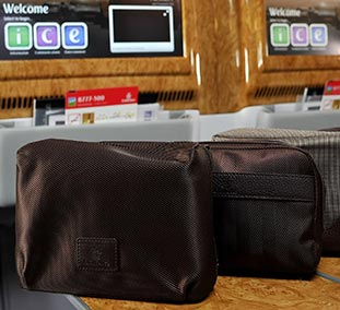Emirates refreshes its Bvlgari amenity kits in First and Business Class