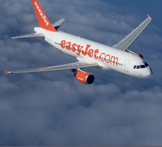 Use your Miles on easyJet