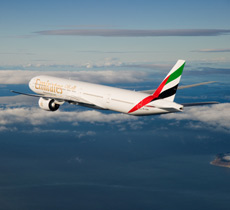 The Emirates B777 experience
