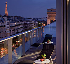 Marriott, Paris