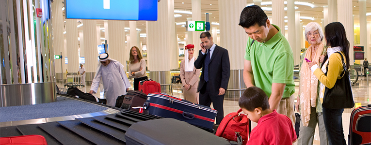 Baggage | Before you fly | Emirates Taiwan