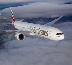 Enjoy the Emirates B777