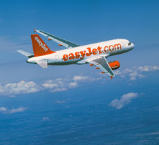 Enjoy a reward flight on easyJet