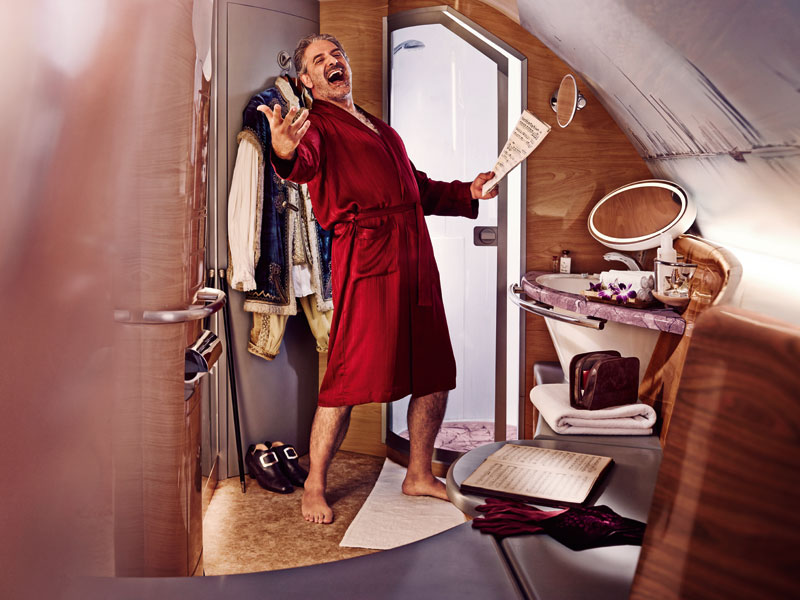 First Class Cabin Features | Cabin features | Emirates United States