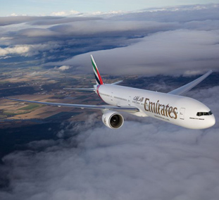 Emirates Upgauges its Service to Zambia and Zimbabwe
